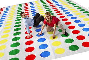 Туистър игра правила Twister game